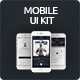 Limitless - Flat & Modern Mobile UI Kit - GraphicRiver Item for Sale