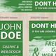 Splat Web Banners Set - GraphicRiver Item for Sale