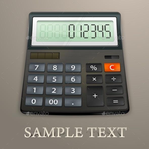 Calculator on Brown - Miscellaneous Vectors