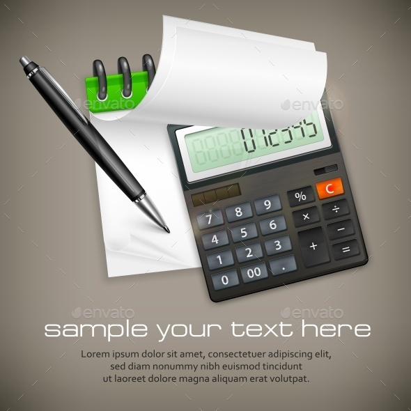 Calculator  - Miscellaneous Vectors