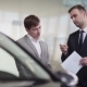 Salesman Explains The Customer Car Specifications - VideoHive Item for Sale