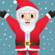 Mr. Santa Vector Character - GraphicRiver Item for Sale