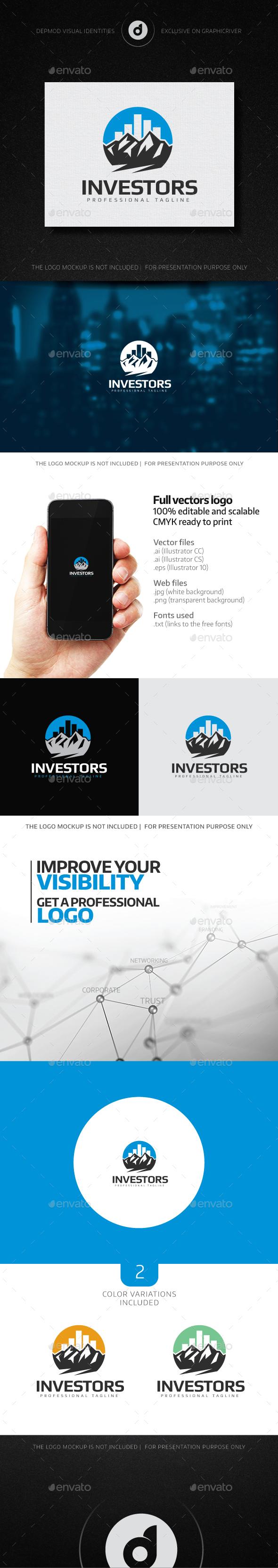 Investors Logo - Symbols Logo Templates