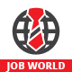 Job World Logo - GraphicRiver Item for Sale