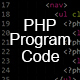 PHP Program Code With Alpha - VideoHive Item for Sale