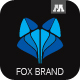 Fox Brand Logo - GraphicRiver Item for Sale