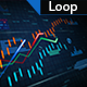 Growing Stock Market Index Graph - VideoHive Item for Sale
