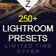 250+ HQ Lightroom Presets Pack - GraphicRiver Item for Sale