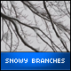 Snowy Branches - VideoHive Item for Sale
