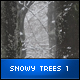 Snowy Trees 1 - VideoHive Item for Sale
