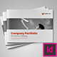 Company Portfolio Brochure Catalog 2016 - GraphicRiver Item for Sale