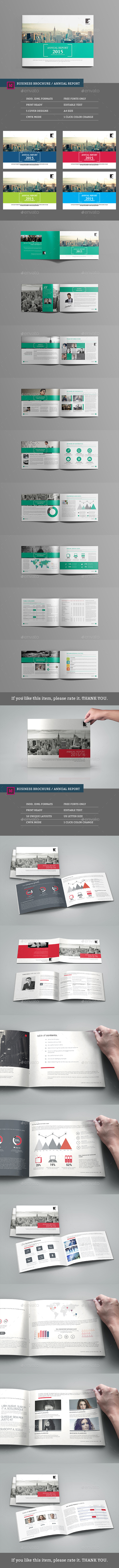 2-in-1 Brochure Bundle - Corporate Brochures