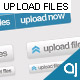 Upload files buttons w/ css sprit & progress bar - GraphicRiver Item for Sale