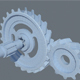 Gear wheels - 3DOcean Item for Sale