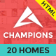 Champion -  MultiPurpose eCommerce HTML5 Template - ThemeForest Item for Sale