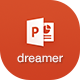 Dreamer PowerPoint - GraphicRiver Item for Sale