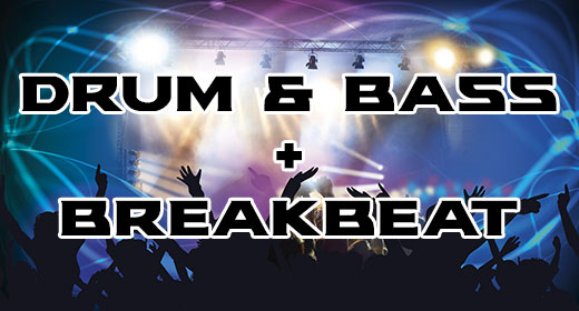 Drum and Bass and Breakbeat