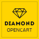 Diamond - Responsive OpenCart Theme - ThemeForest Item for Sale