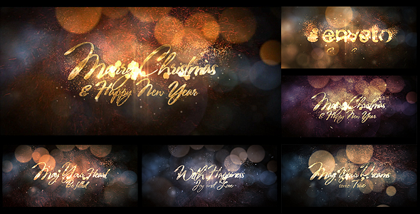 Elegant Christmas Greetings