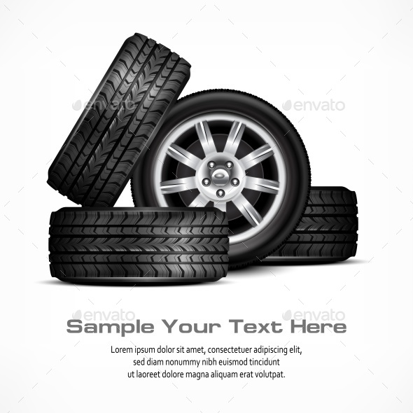 Car Wheels - Concepts Business