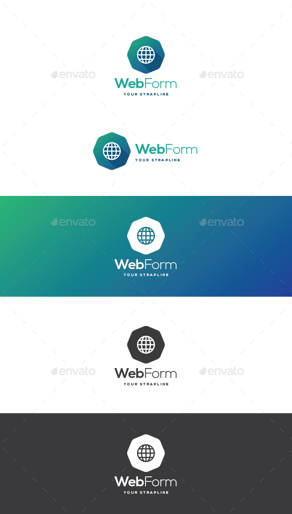 Web Form Logo - Symbols Logo Templates
