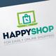 E-Commerce Logo Online Shop Logo Template