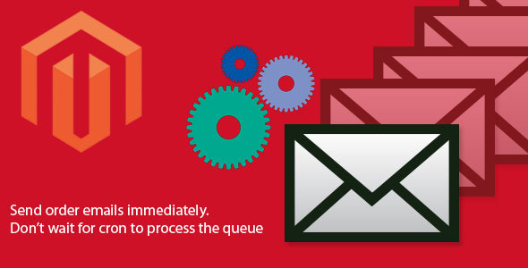 Bypass Magento Email Queue