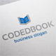 Coded Book Logo - GraphicRiver Item for Sale
