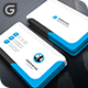 Circle Business Card - GraphicRiver Item for Sale