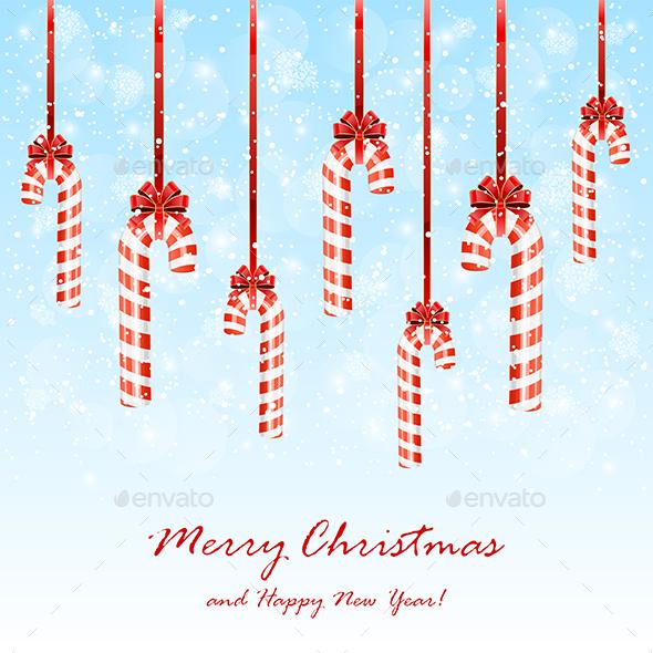Christmas Candies - Christmas Seasons/Holidays