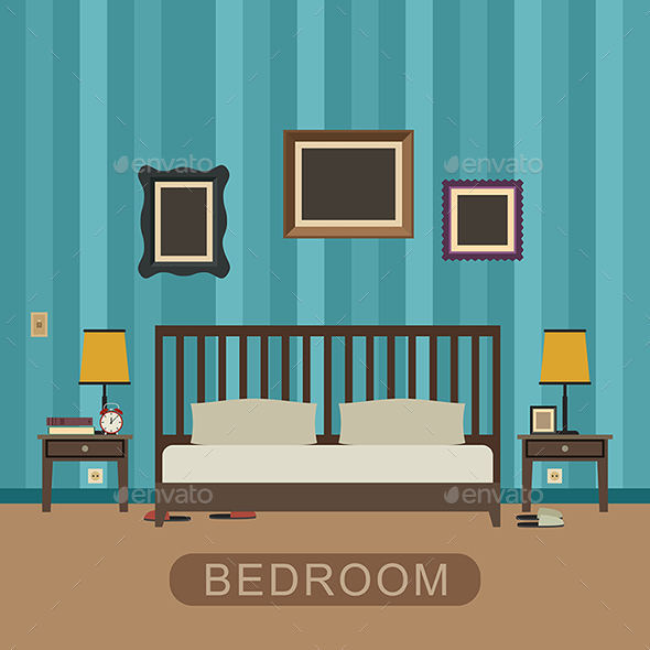 Bedroom - Man-made Objects Objects