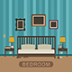 Bedroom - GraphicRiver Item for Sale