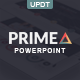 Primea - PowerPoint Presentation Template - GraphicRiver Item for Sale