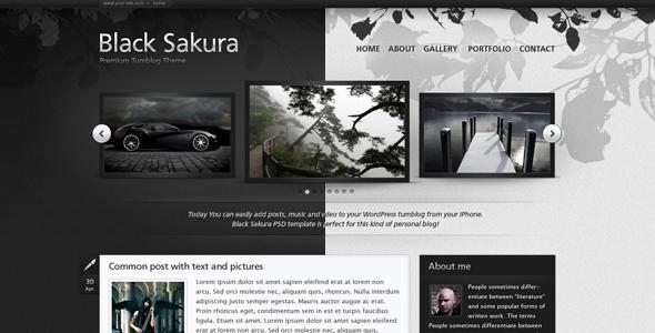 Free Download Black Sakura Nulled Latest Version