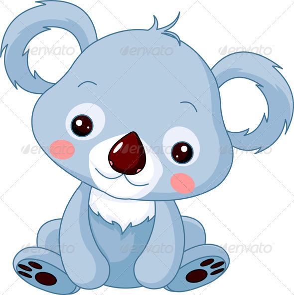 Fun Zoo Koala   - Animals Characters