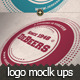 X6 Logo Mock-ups Pack + Free Bonus Item - GraphicRiver Item for Sale