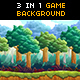 Forest Game Background - GraphicRiver Item for Sale