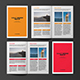 8.5x5.5 Brochure / Catalogue Mock-Up - GraphicRiver Item for Sale