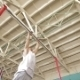 Gymnast Spins On Horizontal Bar - VideoHive Item for Sale