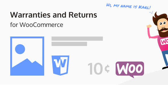 Warranties and Returns for WooCommerce - CodeCanyon Item for Sale