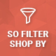 So Filter Shopby - Advanced AJAX Product Filters OpenCart Module