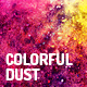Colorful Dust Backgrounds - GraphicRiver Item for Sale