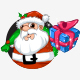 Santa Claus Merry Christmas  - GraphicRiver Item for Sale