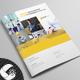 Agency Bi-fold Brochure - GraphicRiver Item for Sale