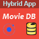 Movie DB Hybrid Firebase App  - CodeCanyon Item for Sale