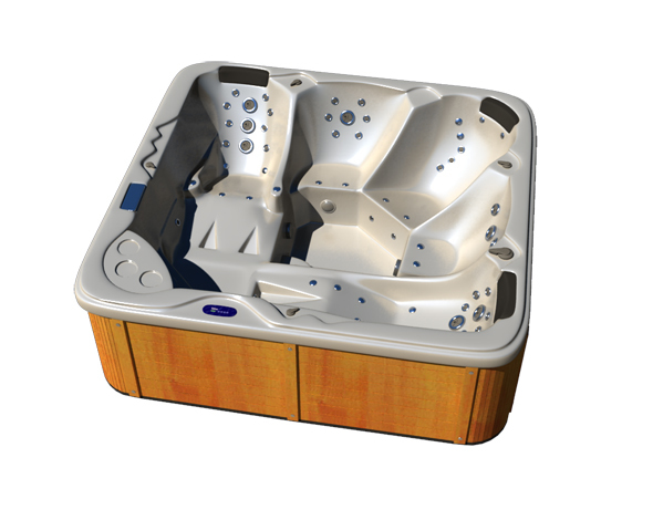 Hot Tub AMC 2280 - 3DOcean Item for Sale