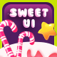 Sweet GUI + Game Logo - GraphicRiver Item for Sale