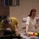 Couple Cooking Together In a Kitchen - VideoHive Item for Sale