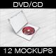 DVD Mock Up Vol.2