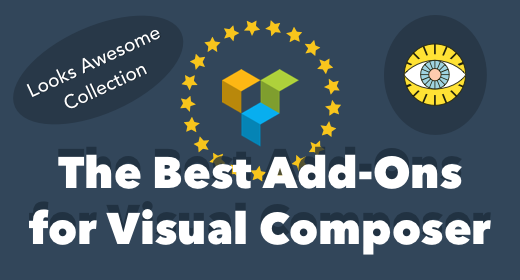5+ Visual Composer Add-Ons That Look Awesome in 2017